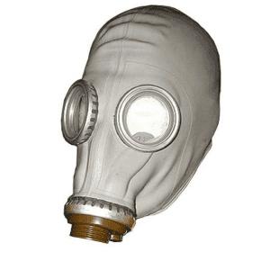 Rubberen masker voor poppers 2